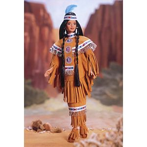 <em>Native American</em> Barbie&#174; Doll 4th Edition