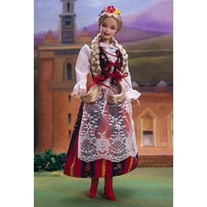 <em>Polish</em> Barbie® Doll