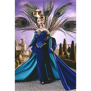 The Peacock™ Barbie® Doll
