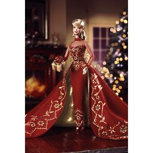 Holiday Gift Barbie® Doll