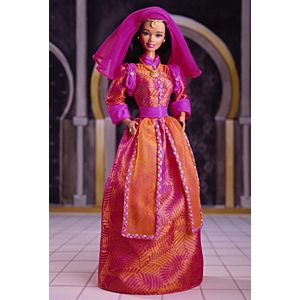 <em>Moroccan</em> Barbie® Doll