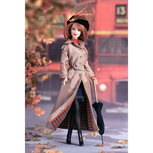 Autumn in London™ Barbie® Doll