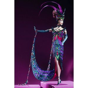 <em>Bob Mackie</em> The Tango Barbie® Doll