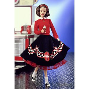 Coca-Cola® Barbie® Doll (Sweetheart)