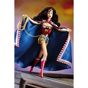 Barbie® Doll as Wonder Woman™