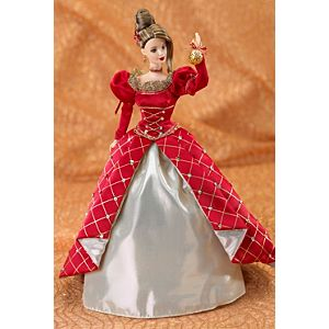 Holiday Treasures™ Barbie® Doll 1999