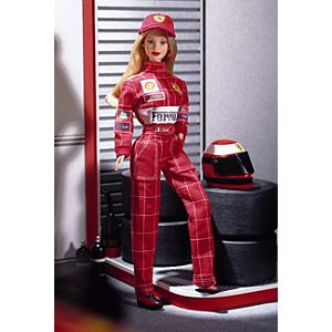 Scuderia Ferrari Barbie® Doll