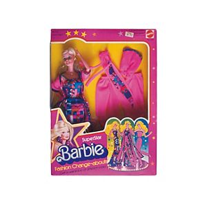 SuperStar Barbie® Doll Fashion Change-Abouts #2583