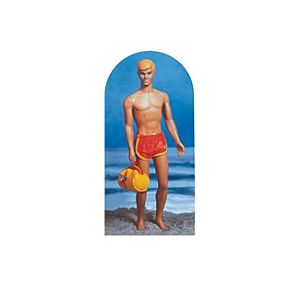 Beach Fun Ken® Doll #2683—Europe