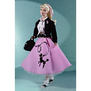 Nifty Fifties™ Barbie® Doll