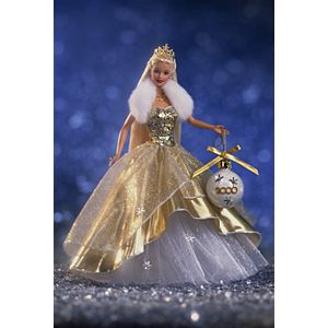 <em>Celebration</em> Barbie&#174; Doll