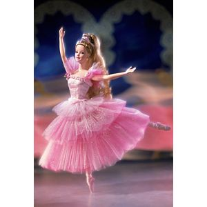 Barbie® Doll as Flower Ballerina™ from the Nutcracker