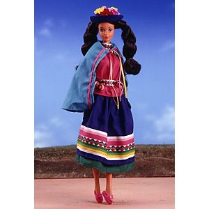 <em>Peruvian</em> Barbie® Doll