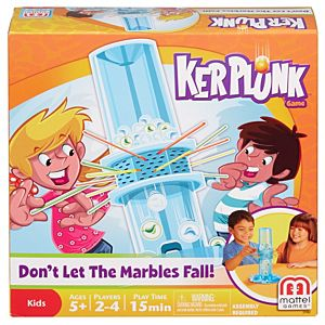 Ker Plunk Game - Don't Let The Marbles Fall
