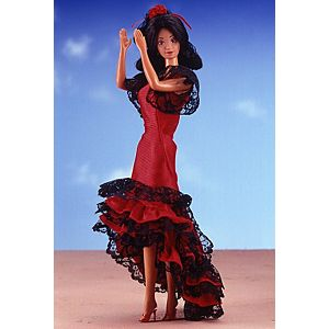 <em>Spanish</em> Barbie® Doll 1st Edition