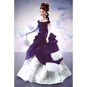 Holiday Treasures™ Barbie® Doll 2001