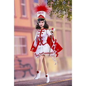 Coca-Cola® Barbie® Doll (Majorette)