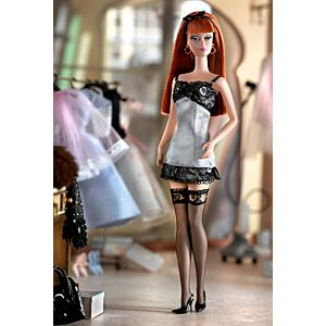 <em>The Lingerie</em> Barbie® Doll #6