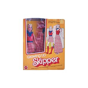 Growing Up Skipper® Doll #7259