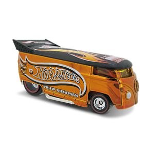 Customized VW Drag Bus