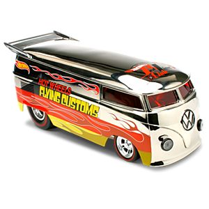 Customized VW Drag Bus (1:18)