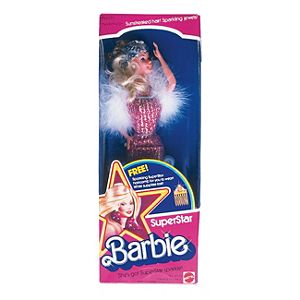 SuperStar Barbie® Doll #9720