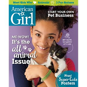 American Girl magazine: March/April Single Issue