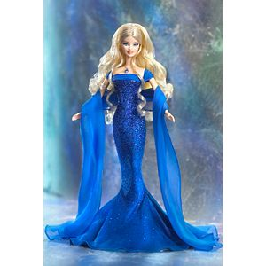 September Sapphire™ Barbie® Doll