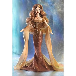 November Topaz™ Barbie® Doll