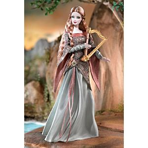 The Bard™ Barbie® Doll