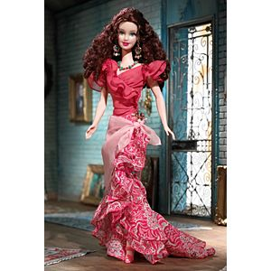 Bohemian Glamour™ Barbie® Doll