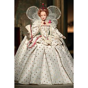 <em>Queen Elizabeth&nbsp;I</em> Barbie&#174; Doll