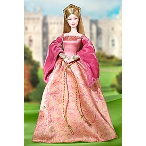 Princess of England™ Barbie® Doll