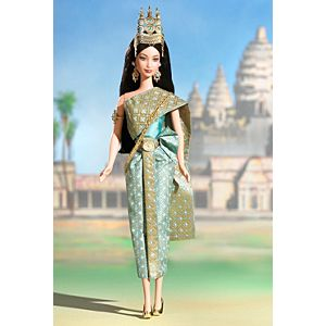 Princess of Cambodia™ Barbie® Doll