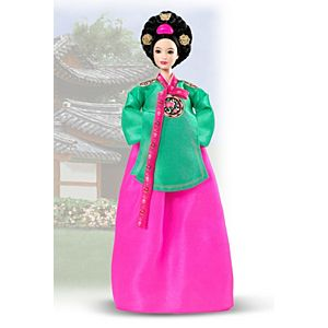 Princess of the Korean Court™ Barbie® Doll