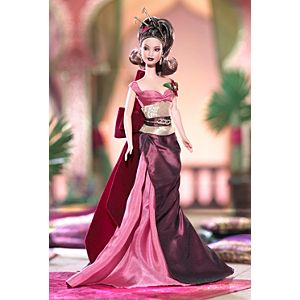 Exotic Intrigue™ Barbie® Doll