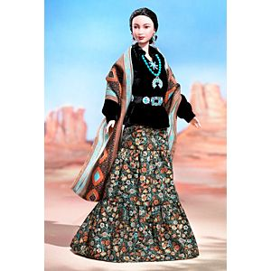 <em>Princess of the Navajo</em> Barbie® Doll