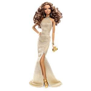 Red Carpet™ Barbie®—Gold Gown