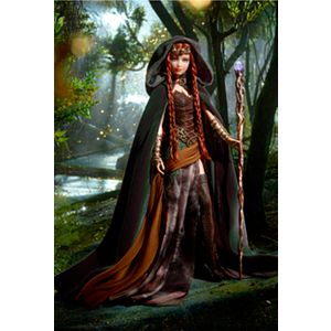 Faraway Forest® <em>Elf</em> Barbie® Doll