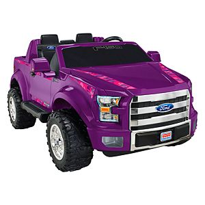 Power Wheels® Ford F-150–Purple Camo