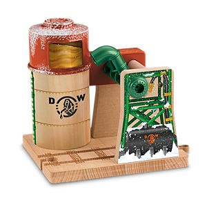 Thomas & Friends™ Wooden Railway Winter Fuel Up