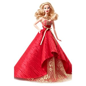 2014 Holiday BarbieTM Doll