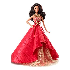 2014 Holiday Barbie™ Doll—African American