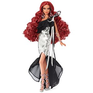 <em>Stephen Burrows</em> Nisha™ Barbie® Doll