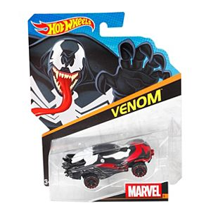 Hot Wheels® Marvel® Venom™ Character Car