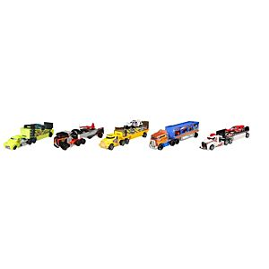 Hot Wheels® Super Rig Collection