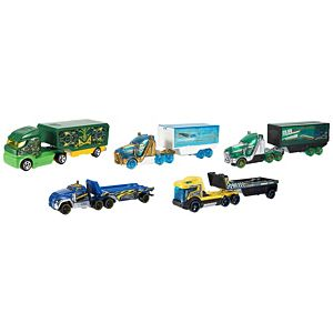 Hot Wheels® Track Trucks Collection
