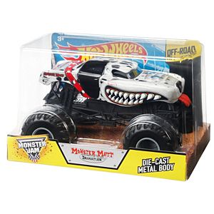 Hot Wheels® Monster Jam® Monster Mutt® Dalmatian Vehicle