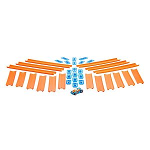Hot Wheels® Track Builder Straight Track with Car