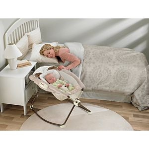 My Little Snugabunny™ Deluxe Newborn Rock 'n Play™ Sleeper